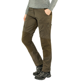 Pinewood W's Caribou TC Pants Dark Oilive